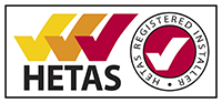 Kernow Fires are a HETAS Registered Installer