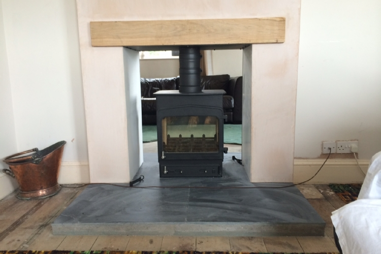 Woodwarm Fireview doublesided
