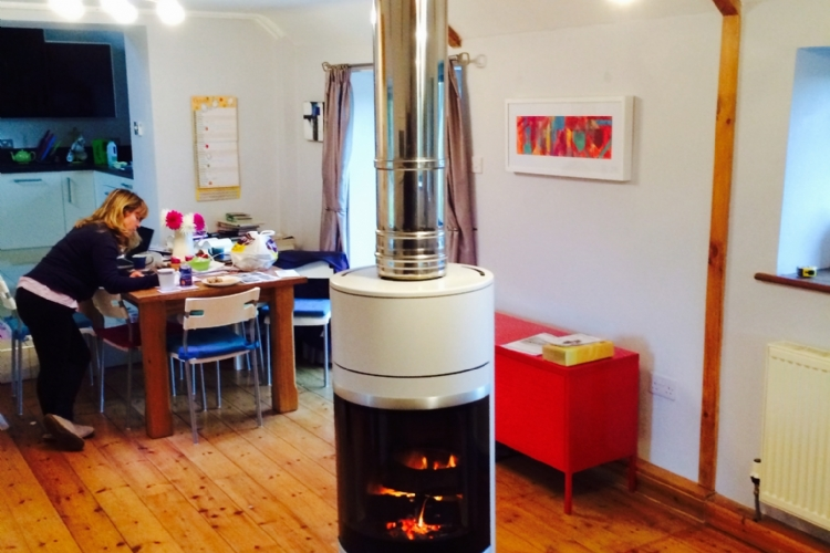 Rotating Woodburner, Scan 83 in white