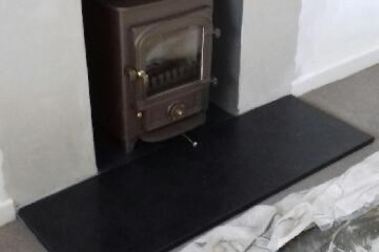 Transforming an open fireplace with a Clearview Pioneer