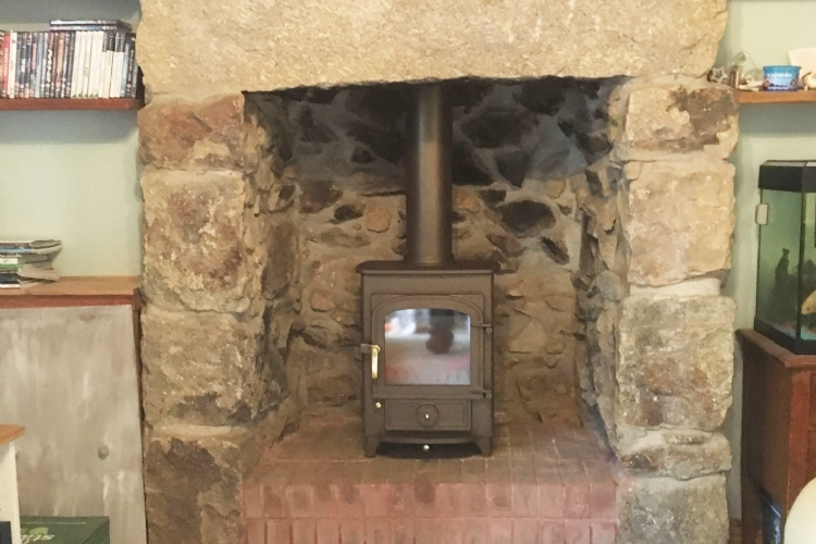 Classic Clearview for a classic fireplace