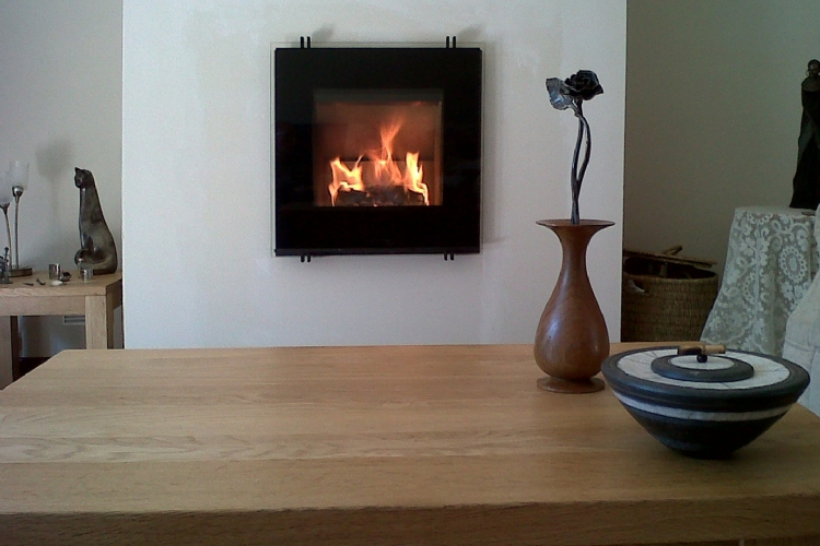 Hwam 3045 inset stove installation